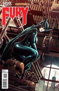 Miss Fury (Dynamite, Vol. 1) #2D VF/NM; Dynamite | save on shipping - details in