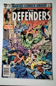 The Defenders #86 (1980) Marvel Comic Book J757