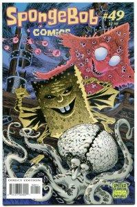 SPONGEBOB #49, NM, Square pants, Bongo, Cartoon comic, 2011, more in store