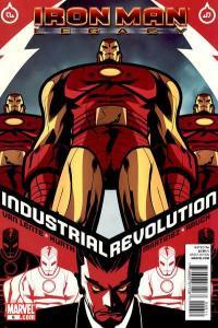 Iron Man: Legacy #6, NM (Stock photo)