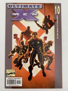 Ultimate X-Men #10 In The Heart of Darkness  (2001 Marvel Comics) NM