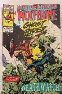 Marvel Comics Presents 67 NM