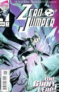 Zero Jumper #1 VF; Alterna   save on shipping - details inside