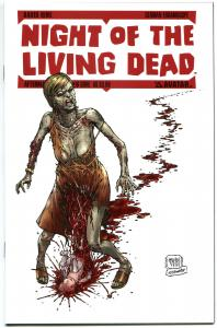 NIGHT of the LIVING DEAD Aftermath #6, NM, Gore, 2012, more NOTLD in store