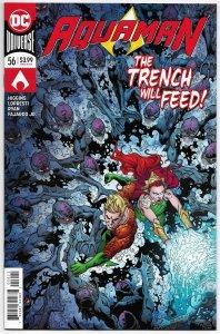 Aquaman #56 Main Cvr (DC, 2020) NM