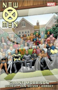 New X-Men By Grant Morrison TPB #3 VF/NM; Marvel | save on shipping - details in