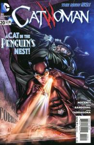 Catwoman (4th Series) #20 VF/NM; DC | save on shipping - details inside