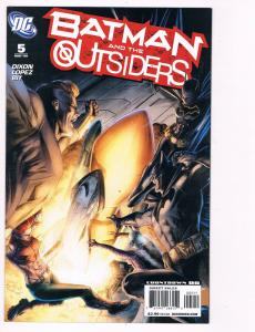 Batman And The Outsiders # 5 DC Comic Books Awesome Issue Modern Age WOW!!!! S24