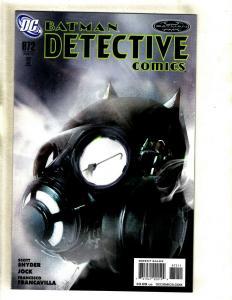 Detective Comics # 872 NM 1st Print DC Comic Book Joker Gotham Robin Penguin SM8