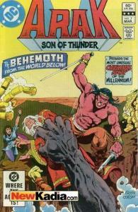 Arak/Son of Thunder #7, VF+ (Stock photo)