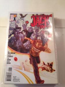 Jack Of Fables 1-18 20 Near Mint Lot Set Run