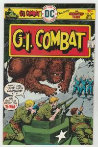 G.I. Combat #189 (Apr-76) VF/NM High-Grade The Haunted Tank