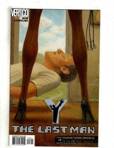 Lot Of 13 Y The Last Man DC Comics # 18 19 20 21 22 23 24 25 26 27 28 29 30 GE2