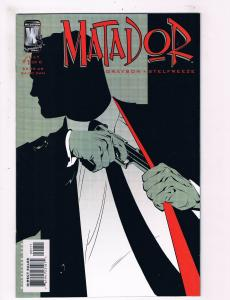 Matador # 1 VF/NM Wildstorm Comic Books Grayson And Stelfreeze Awesome Issue SW7