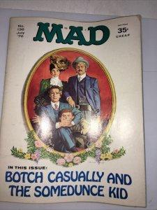 MAD Magazine Butch Cassidy Cover July 1970 No 136 Room 222 TV Show Parody