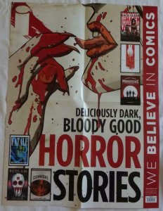 HORROR STORIES Promo Poster , 18 x 24,  2018, IMAGE,  Unused more in our store 1