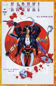 Kabuki Classics #4 VF/NM; Image   save on shipping - details inside