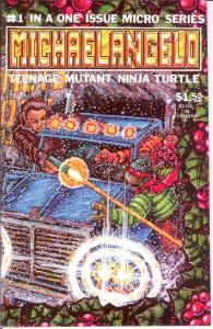 MICHAELANGELO 1 FN COMICS BOOK