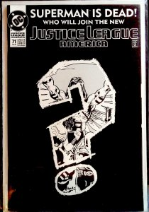Justice League America #71 (1993)