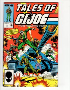 Tales Of G.I.JOE #1 (NM) Marvel Copper Age ID#41P