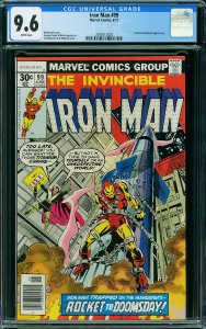 Iron Man #99 (Marvel, 1977) CGC 9.6