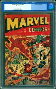 Marvel Mystery Comics #68 (Timely, 1946) CGC 6.0