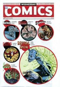 Wednesday Comics #7, NM (Stock photo)