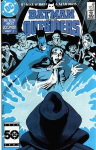 Batman and the Outsiders #28 VF; DC | save on shipping - details inside