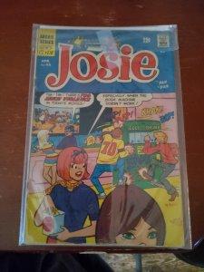Josie #40 (1969)