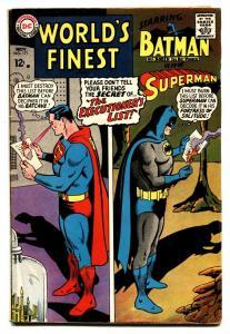 WORLD'S FINEST #171 comic book DC-SUPERMAN-BATMAN