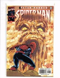 Marvel Comics Peter Parker Spider-Man #22 Sandman