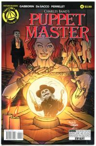 PUPPET MASTER #4, NM, Bloody Mess, 2015, Dolls, Killers, more HORROR  in store,A