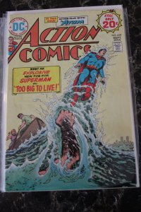 Action Comics #439 (DC, 1974) Condition: FN