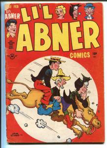 LIL ABNER #62 1948-HARVEY-DAISY MAE-AL CAPP-vg minus