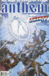 Anthem (Roy Thomas'…) #4 VF/NM; Heroic | save on shipping - details inside