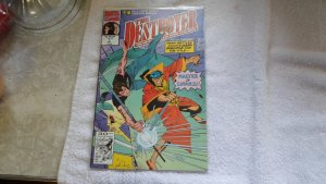 DEC. 1991 MARVEL COMICS THE DESTROYER # 1 OF 4 ISSUE LIMITED EDITION