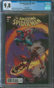 Amazing Spider-Man #798 CGC Graded 9.8 1st Norman Osborn as the Red Goblin