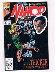 Namor The Sub Mariner #6 VF/NM Marvel Comics Comic Book Sept 1990 DE44