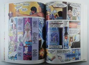 A Distant Soil: Immigrant Song & Knights of the Angel graphic novels. C. Doran.