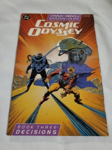 Cosmic Odyssey 3 Near Mint Cover by Mignola and Oliff