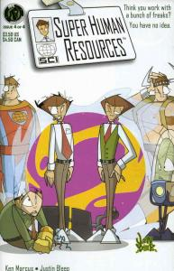 Super Human Resources #4 FN; Ape Entertainment | save on shipping - details insi