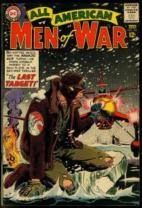 ALL AMERICAN MEN OF WAR #104-1964-JOE KUBERT COVER-JOHNNY CLOUD-fn/vf