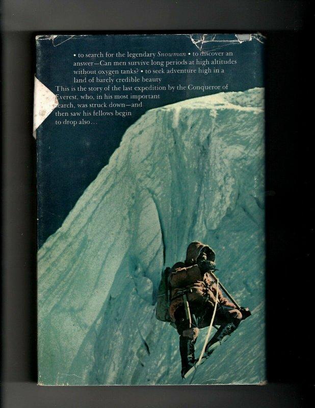 3 Books Wagon Train My War High In the Thin Cold Air Western War Stories JK11