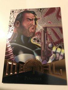 PUNISHER #69 card : Marvel Metal 1995 Fleer Chromium; NM/M SPIDER-MAN, base