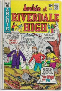 Archie at Riverdale High   # 35 GD