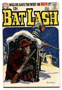 BAT LASH #2 comic book-1968-DC WESTERN FN+