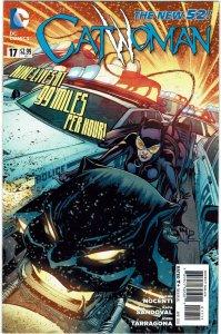 Catwoman #17 (2011 v4) Ann Nocenti Ann Nocent 1st Tammy Keyes NM