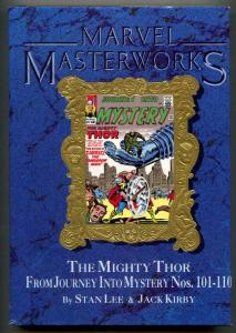 Marvel Masterworks Thor- Journey Into Mystery #101-110