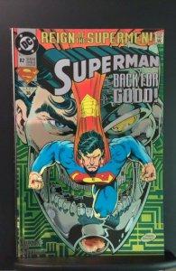 Superman: Man of Steel #82