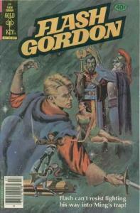 Flash Gordon (1966 series) #24, VF- (Stock photo)